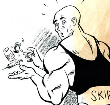 Чем тренировки на стероидах отличаются от натуральных?
